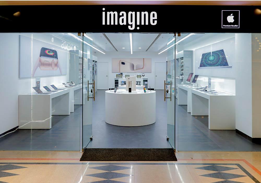 Apple Store Celebration Mall Udaipur – Imagine Apple Store