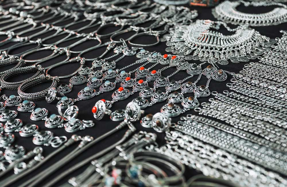 Udaipur Silver Market – Silver Shopping in Udaipur Rajasthan