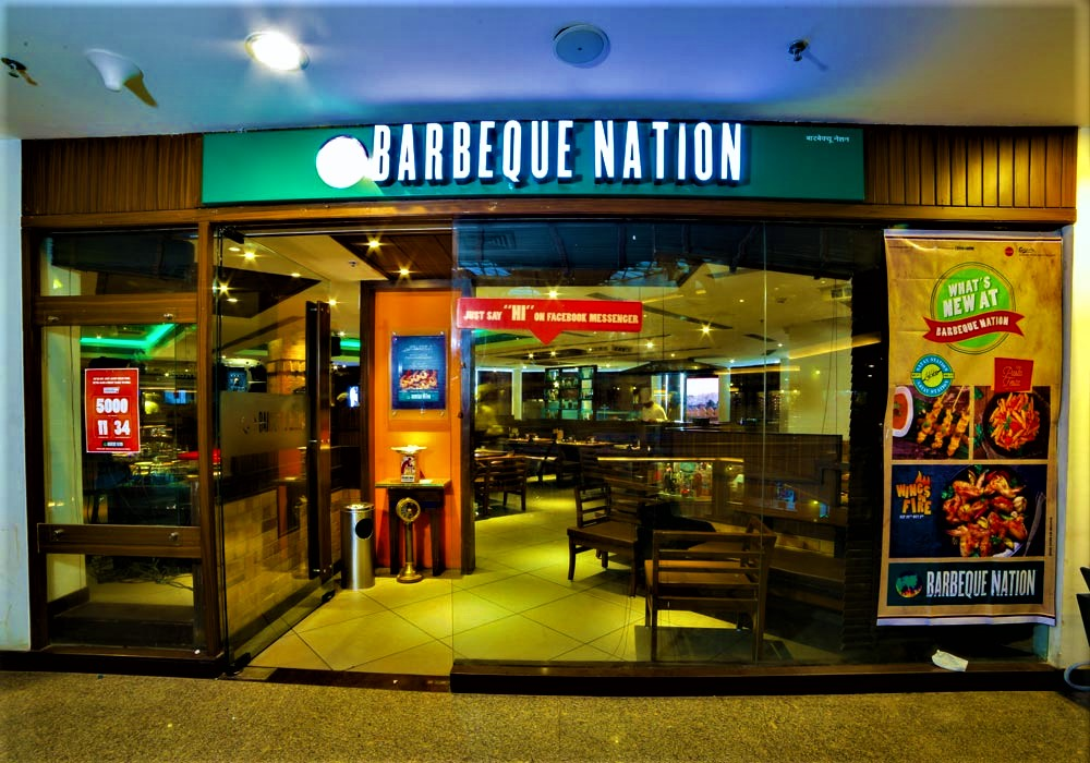 Barbeque Nation Udaipur – Experience the Best Barbecue Restaurant in Udaipur
