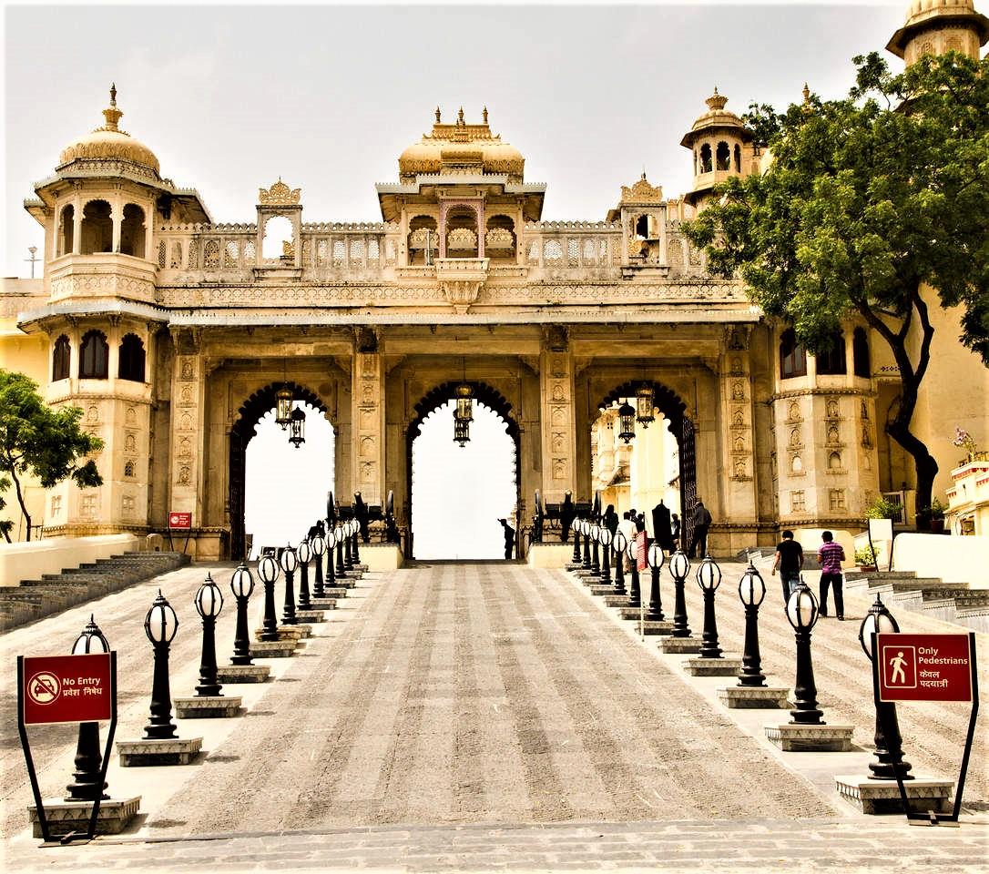 Heritage Walk Udaipur