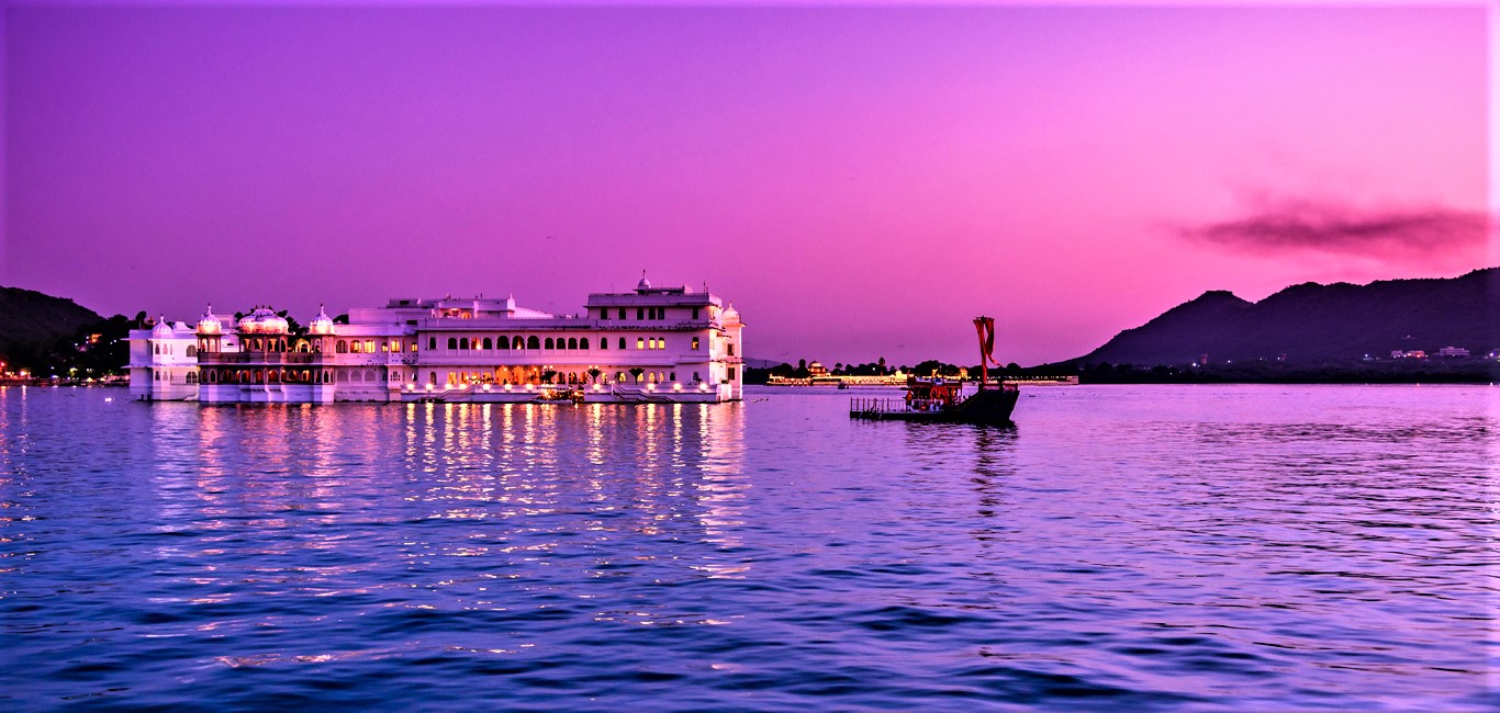 Udaipur - City of Lakes