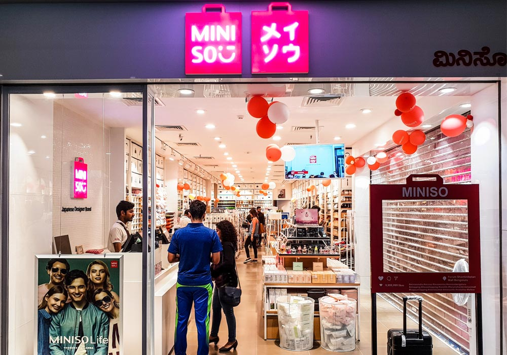Miniso Udaipur – Coming Soon to Udaipur City – Udaipurian
