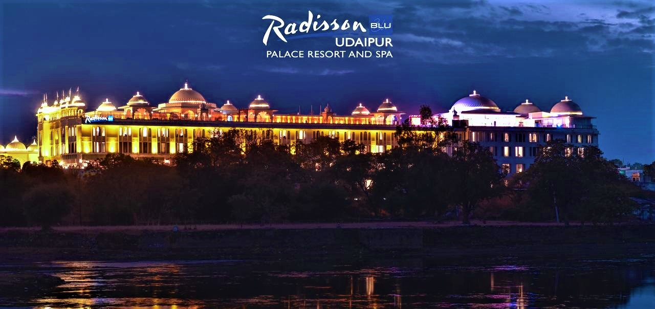 Radisson Blu Udaipur Palace Resort & Spa – Best 5 Star Hotel in Udaipur