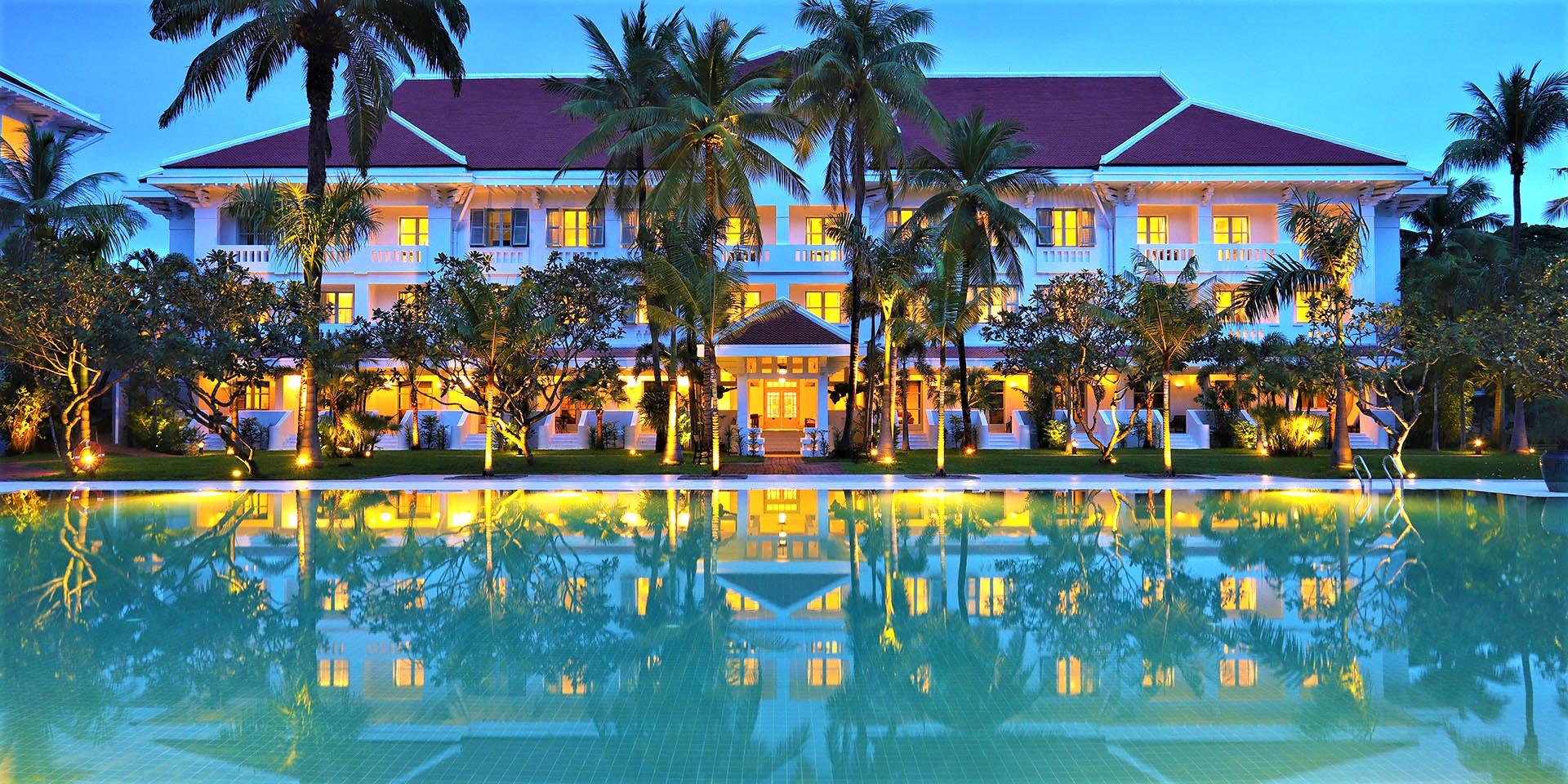 Raffles Udaipur – India's First Ultra-Luxury Raffles Hotel in Udaipur 2020