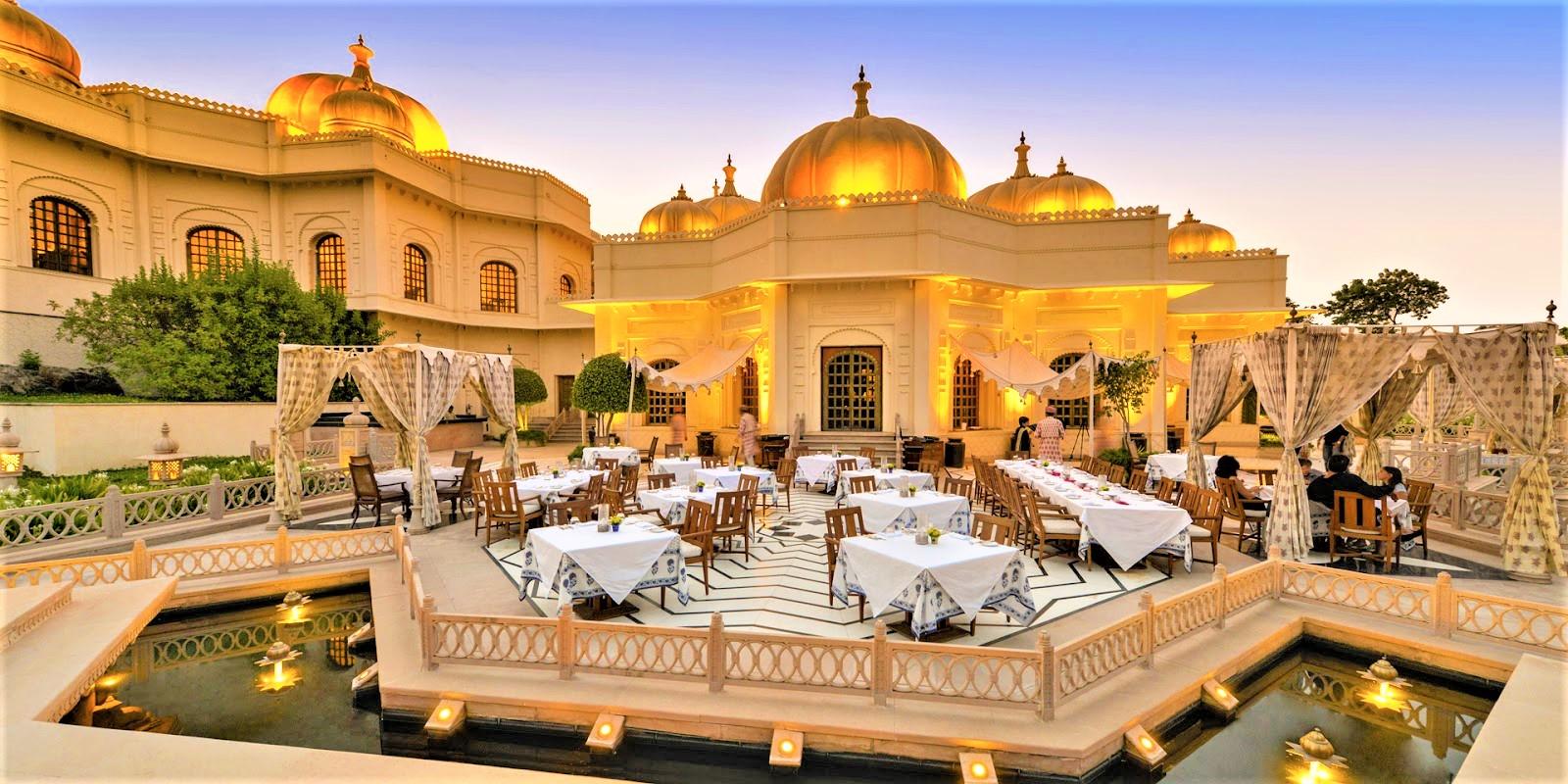 The Lalit Laxmi Vilas Palace Udaipur – Best 5 Star Premier Heritage Hotel in Udaipur