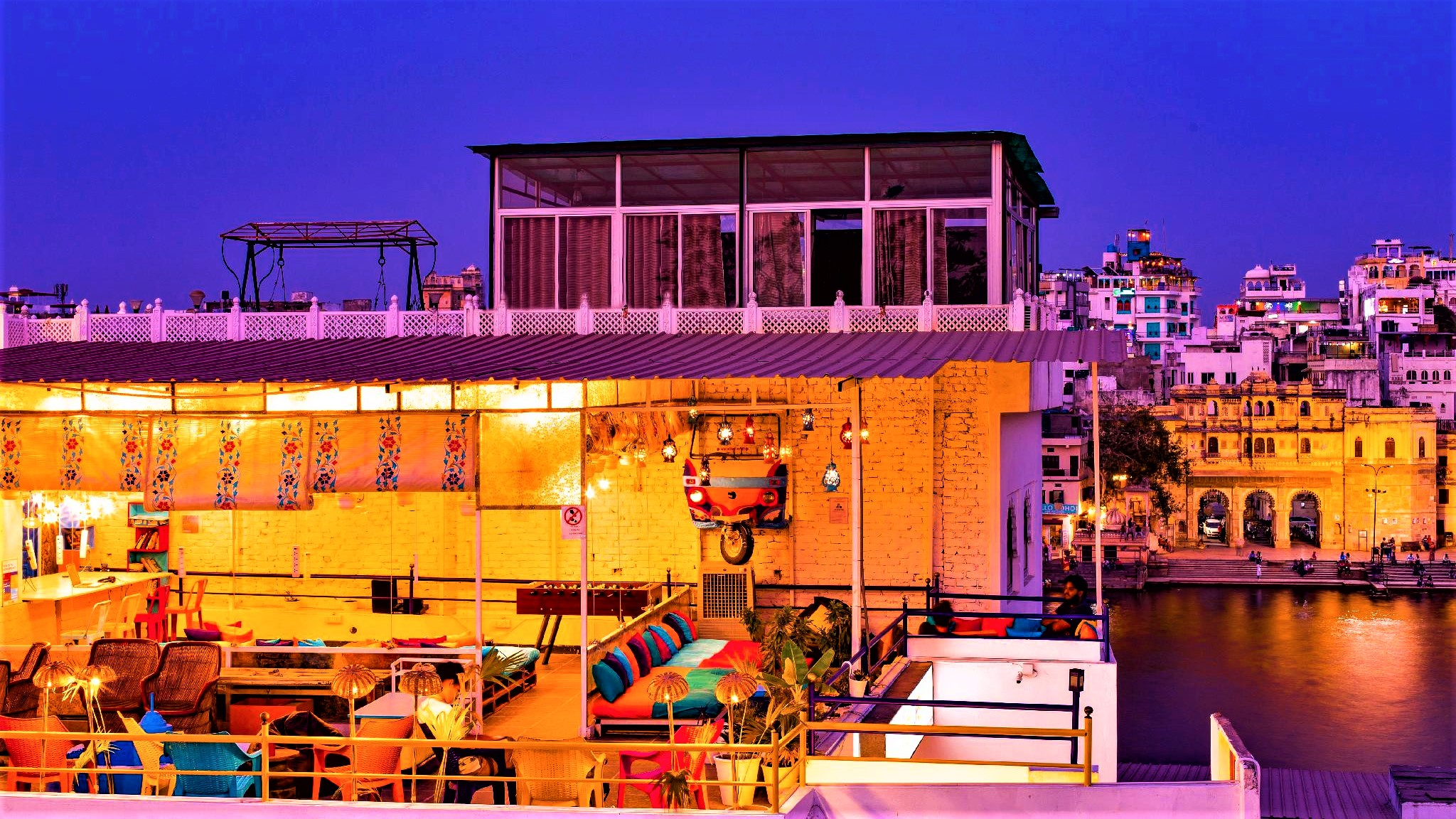 GoStops Udaipur – 3 Star Hotel in Udaipur – Stops Hostel Udaipur