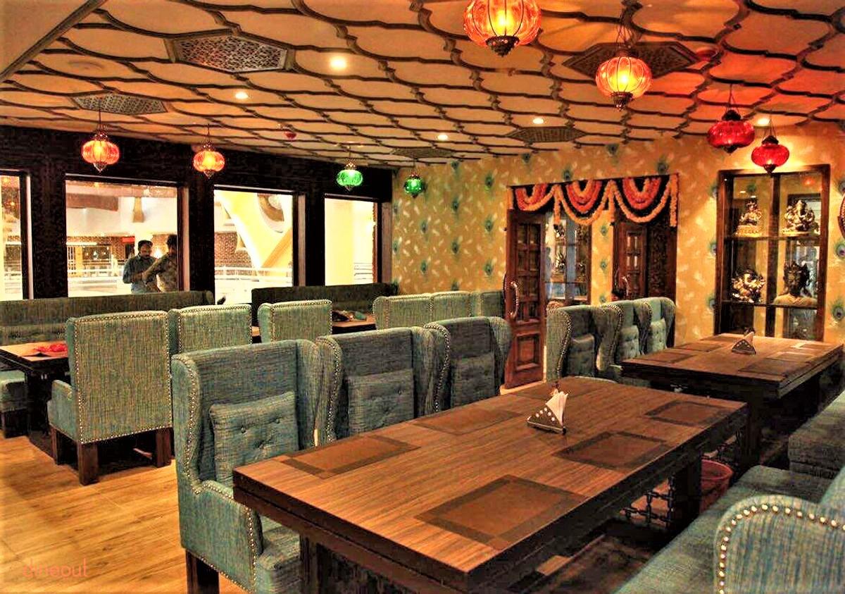 Hari Vedas Udaipur – Best Vegetarian Restaurant at Forum Celebration Mall Udaipur
