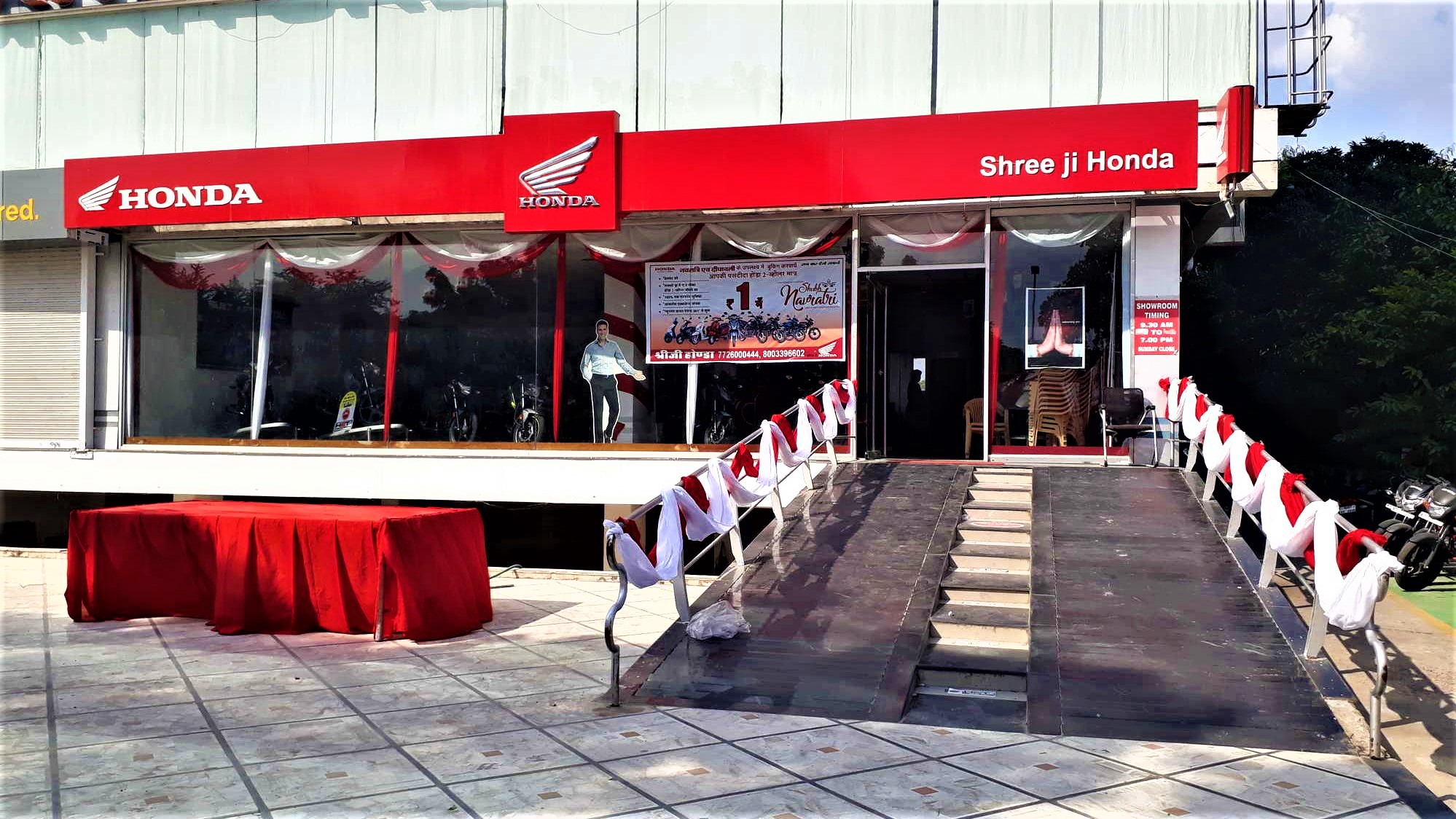 Honda Showroom in Udaipur – Honda Bike & Car Dealer in Udaipur – Honda Udaipur