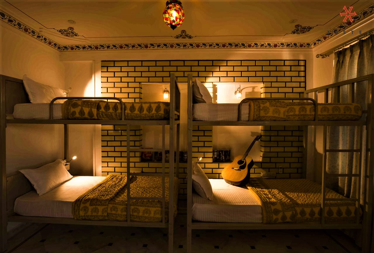 Zostel Udaipur – Top Rated Best Branded Backpacker Hostel in Udaipur