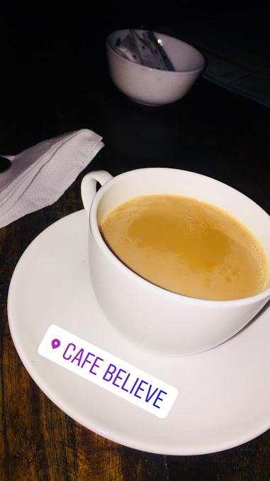 Café Believe Udaipur