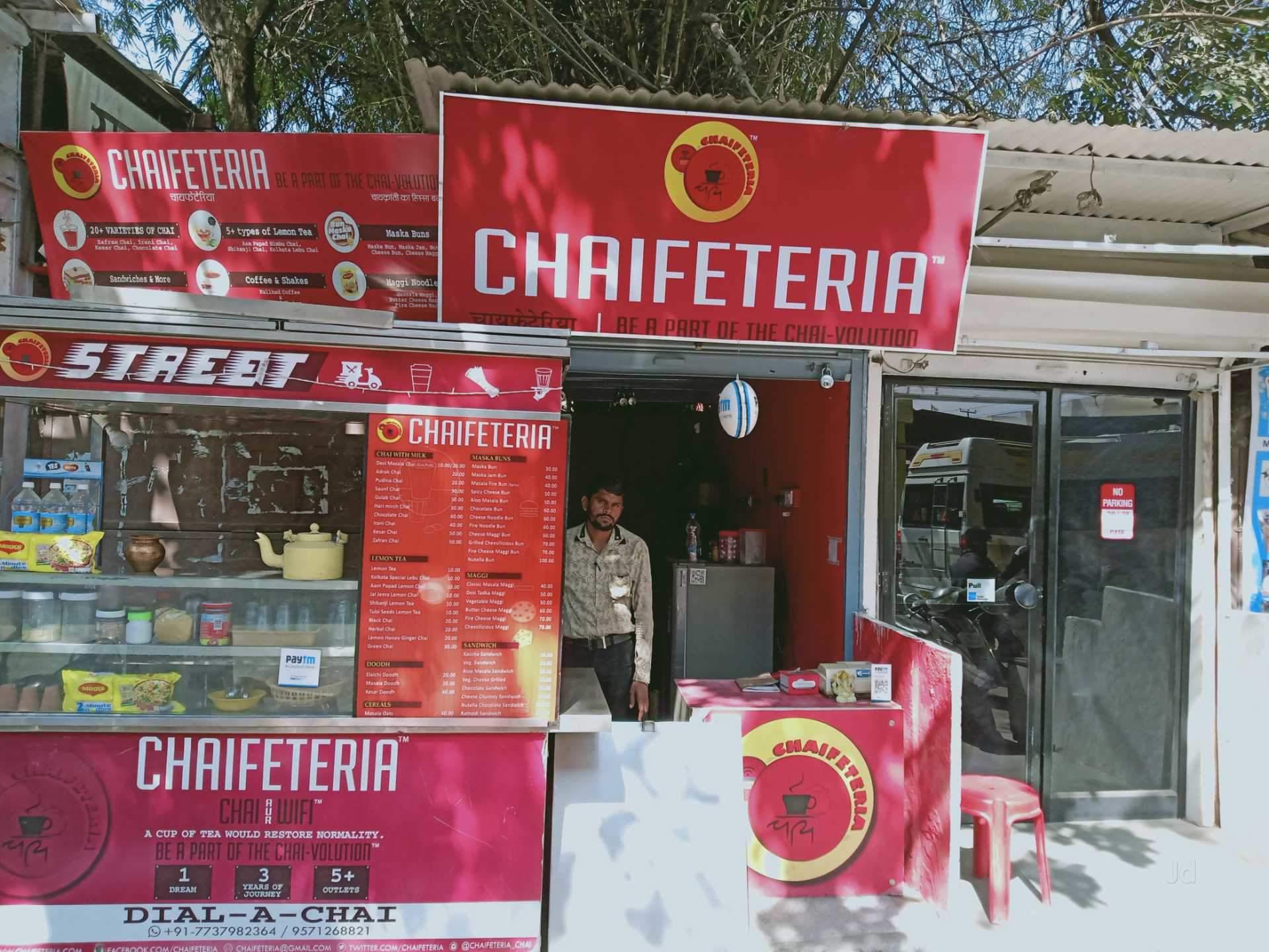 Chaifeteria Udaipur