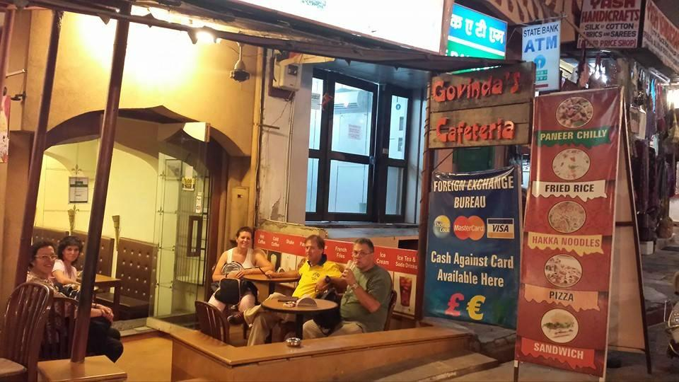 Govinda's Café Udaipur