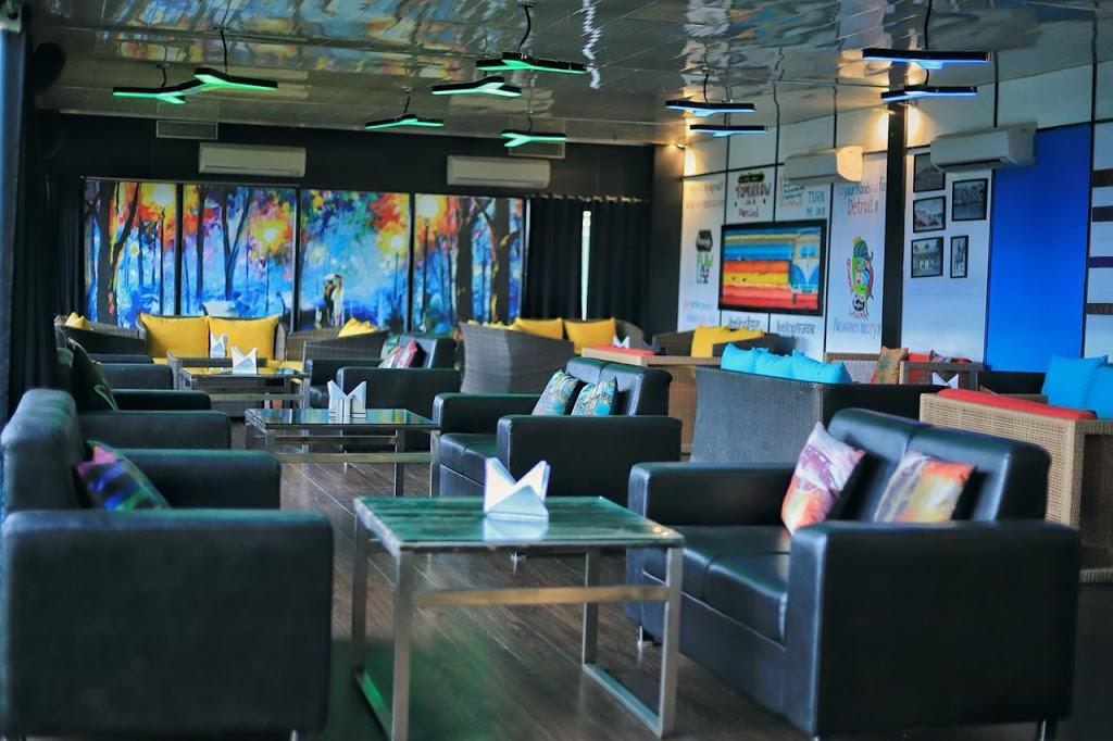 Mathara – The Heights Cafe Udaipur