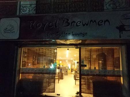 Royal Brewmen Cafe Udaipur