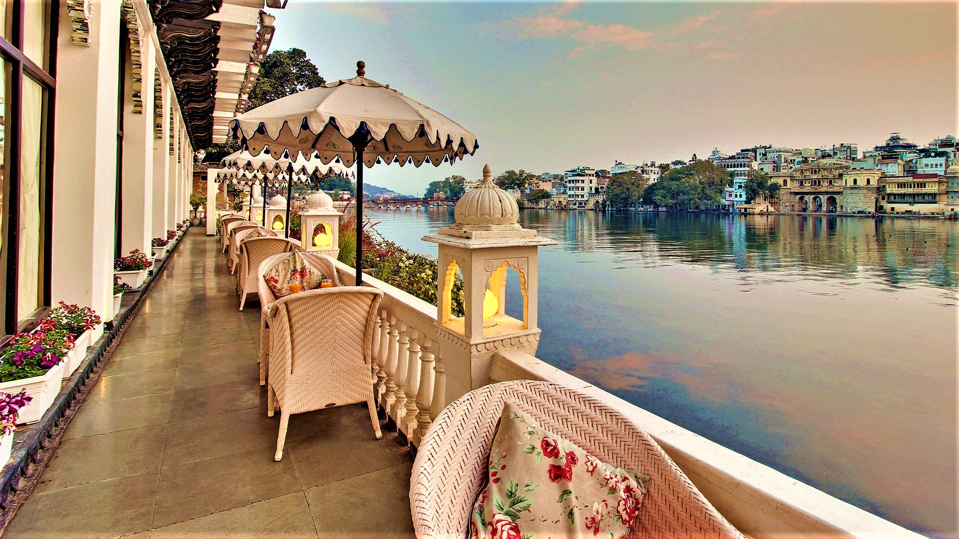 Sunset Terrace Udaipur