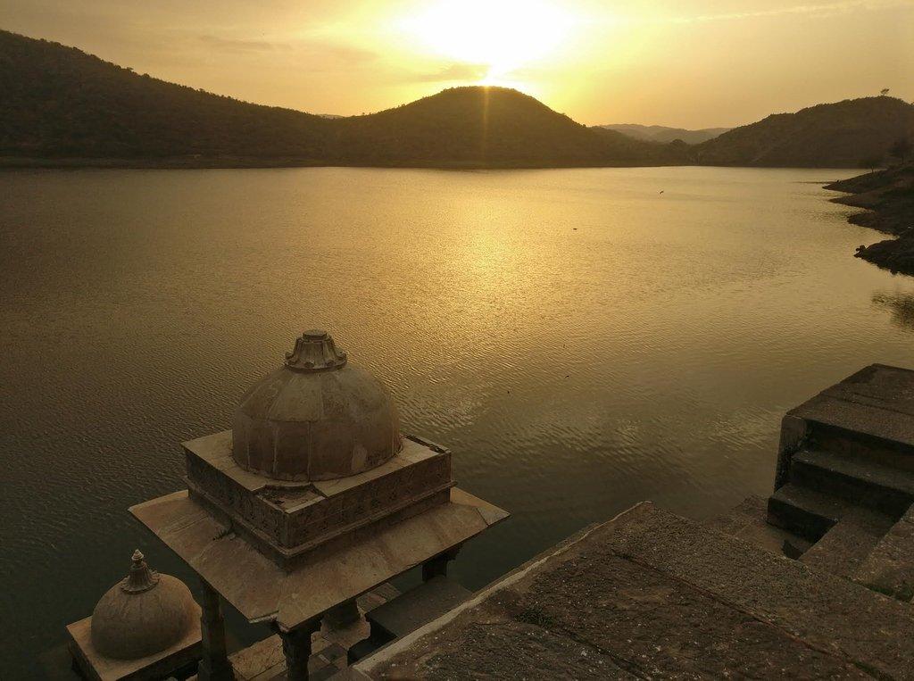 Bari Lake / Tiger Lake of Udaipur