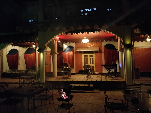 The Winos Udaipur - Lal Bagh Restaurant & Bar