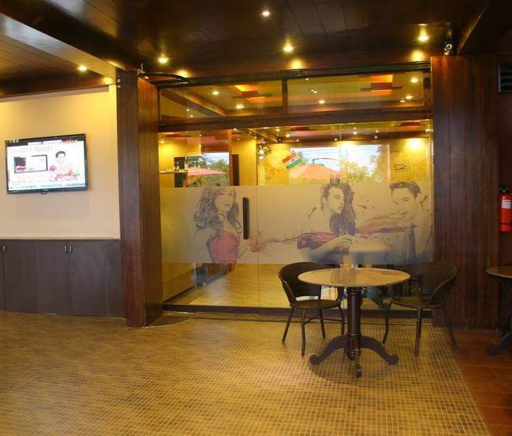 Café Rocks Udaipur
