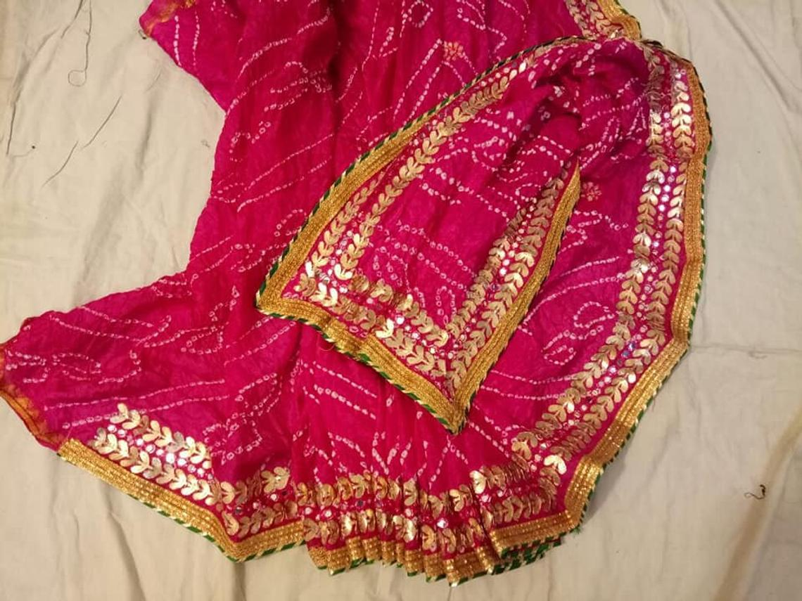 Udaipur Bandhej (Bandhani) – A Saree that is World Famous