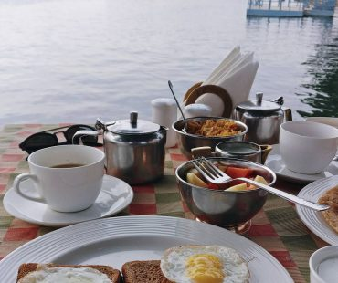 Best Places for Breakfast in Udaipur