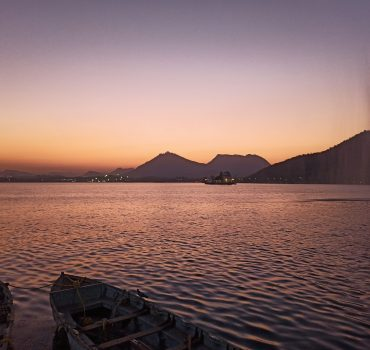 Fateh Sagar Lake – The Beauty of Udaipur