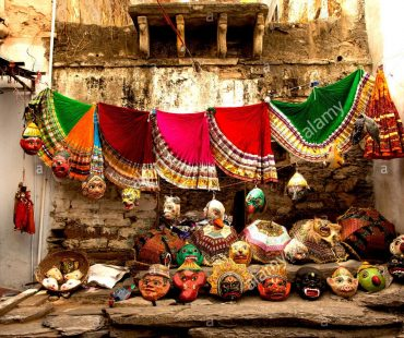 Udaipur Wholesale Kapda Market – Wholesale Clothes Shopping in Udaipur