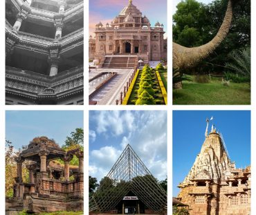 Places to Visit Between Ahmedabad and Udaipur Road Trip