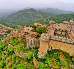 Trekking and Hiking in Kumbhalgarh