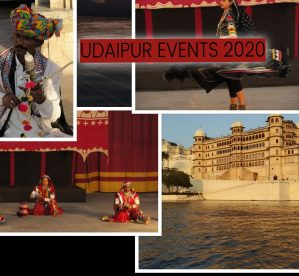 List of Top Events in Udaipur in October 2020