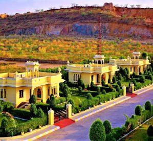 Anjushree Resort Udaipur – Padmini Bagh Hotel Udaipur, Rajasthan