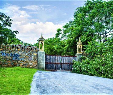 Heritage Resort Udaipur – Best 3 Star Heritage Hotel & Resort In Udaipur, Rajasthan