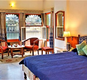Hotel Sarovar Udaipur – A 3 Star Lake Facing Boutique Hotel On Lake Pichola