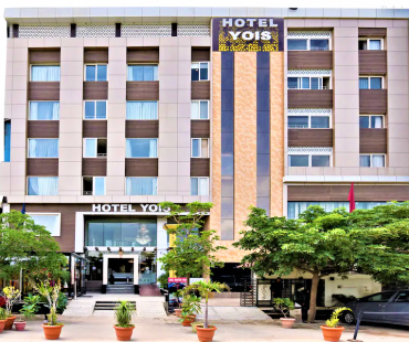 Hotel Yois Udaipur – Best Luxury Hotel in Udaipur City, Rajasthan