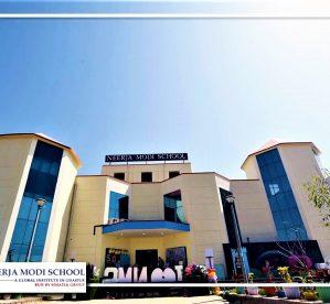 Neerja Modi School Udaipur – Best CBSE School in Udaipur