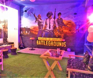 Pubg Cafe Udaipur – Best Cafe in Udaipur City, Rajasthan