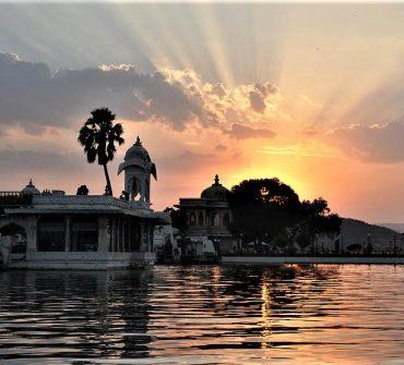 Udaipur Aerial 4K Video