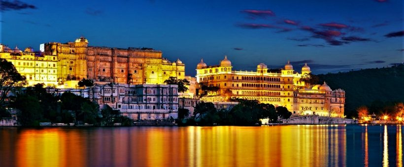 Christmas in Udaipur