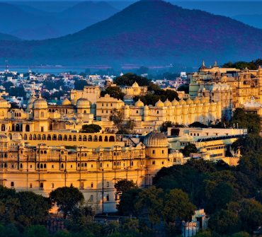 Udaipur 2020-2021 - The City of Lakes & Palaces