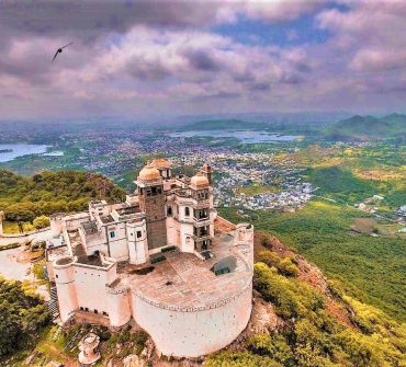 Udaipur Drone Video in 4K