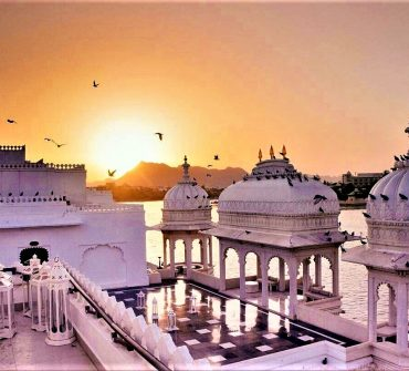Udaipur City Drone Video