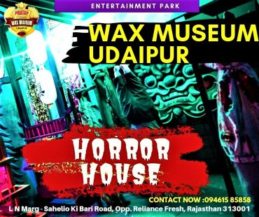 Wax Museum Udaipur – Experience Best Museum in Udaipur City, Rajasthan