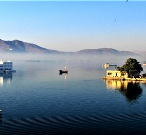 Winter in Udaipur
